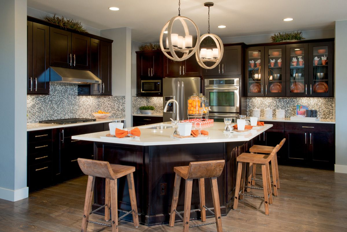 New Homes In Morrison CO Lyons Ridge Pinery Gourmet - Kitchens at the denver