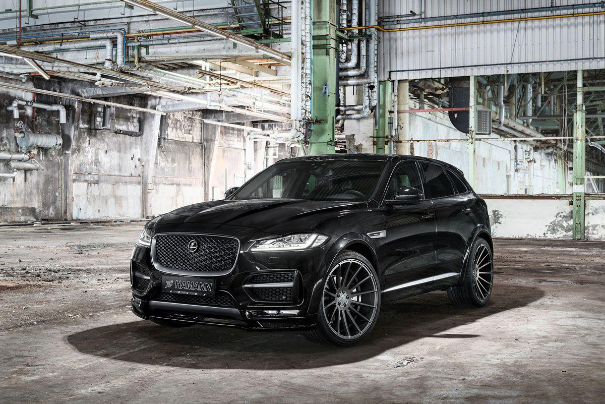 Hamann Motorsport #Jaguar F-Pace #cars #suv #design #luxury #style More from Hamann Motorsport >> http://www.motoringexposure.com/aftermarket-tuned/hamann-motorsports/