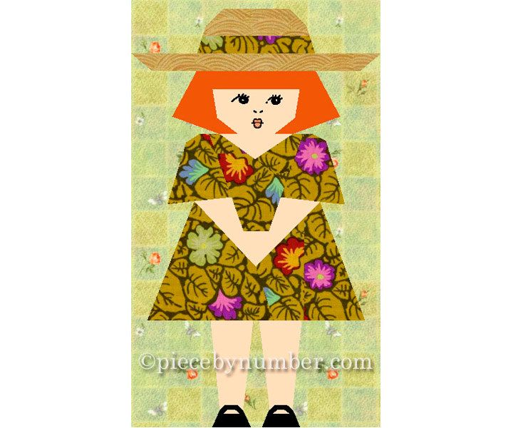 Tank Engine train quilt block pattern, paper pieced quilt patterns ... : paper quilt patterns for kids - Adamdwight.com