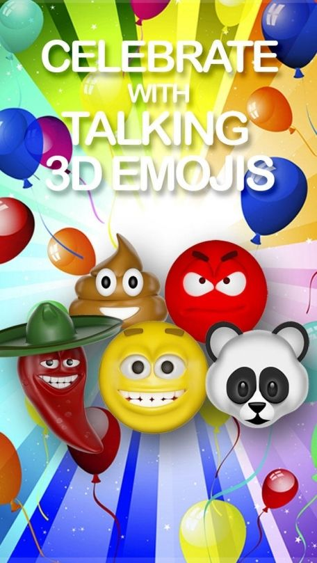 Happy Birthday Emoji Text : happy, birthday, emoji, Talking, Birthday, Cards, Gallery, Emoticons,, Happy, Cards,, Greetings