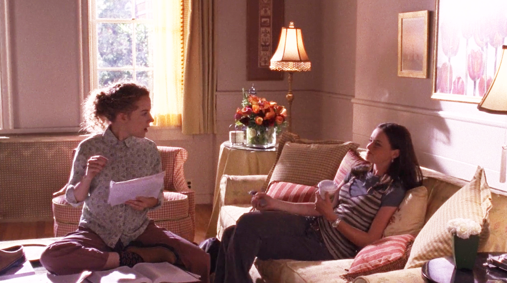 Our Favorite Decorating Moments From Gilmore Girls Gilmore Girls