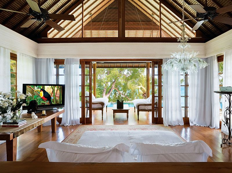 Coolest Game Room Yoga Room Ever Luxury Homes Bali Style Home Beach House Design