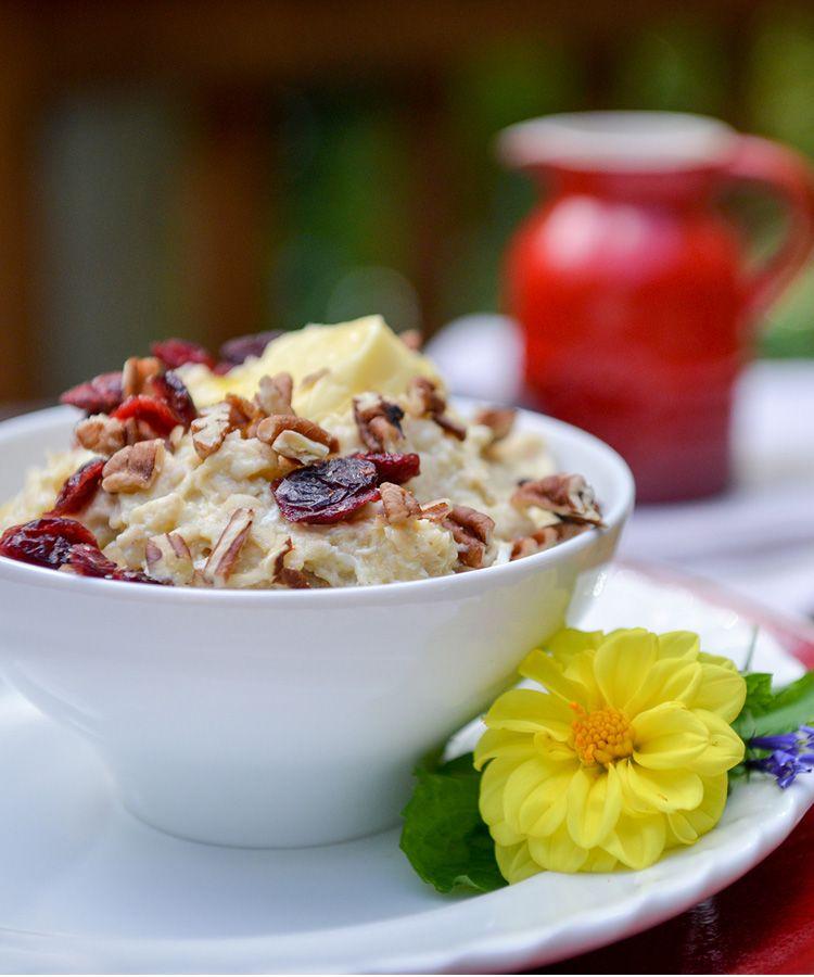 Oatmeal Custard A Healthy and Filling Breakfast Recipe