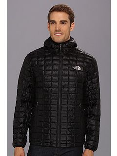 217042e30e8c The North Face - ThermoBall Hoodie (TNF Black) - Apparel