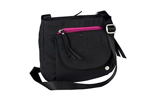Haiku Women S Leap Eco Crossbody Handbag Black Haiku Cross Body Handbags Handbag Women