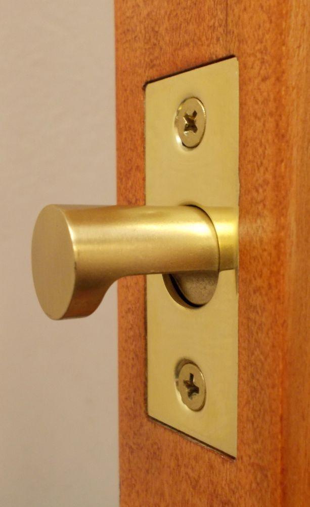 accurate pocket door edge pull tubular