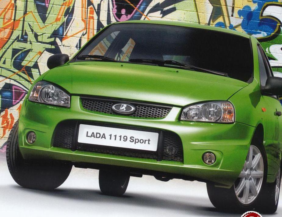 Lada Kalina 1119 Sport   approved - http://autotras.com