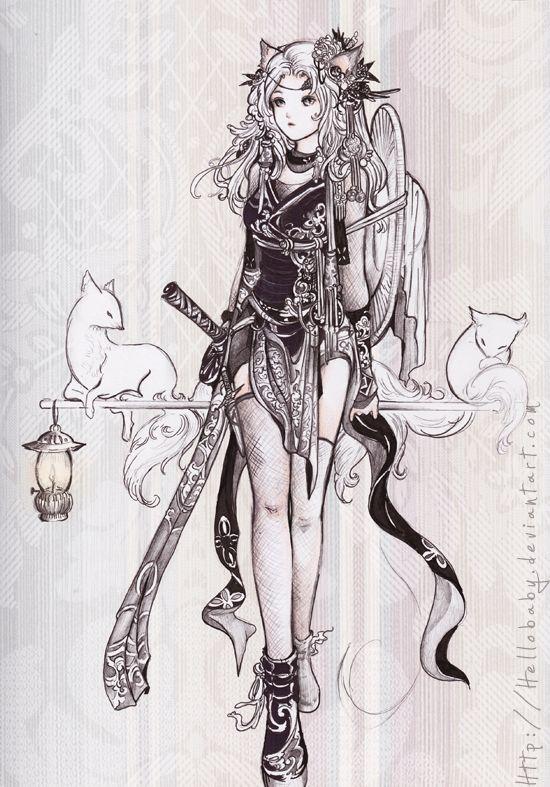 kitsune | Kitsune | Pinterest | Anime, Foxes and Tattoo