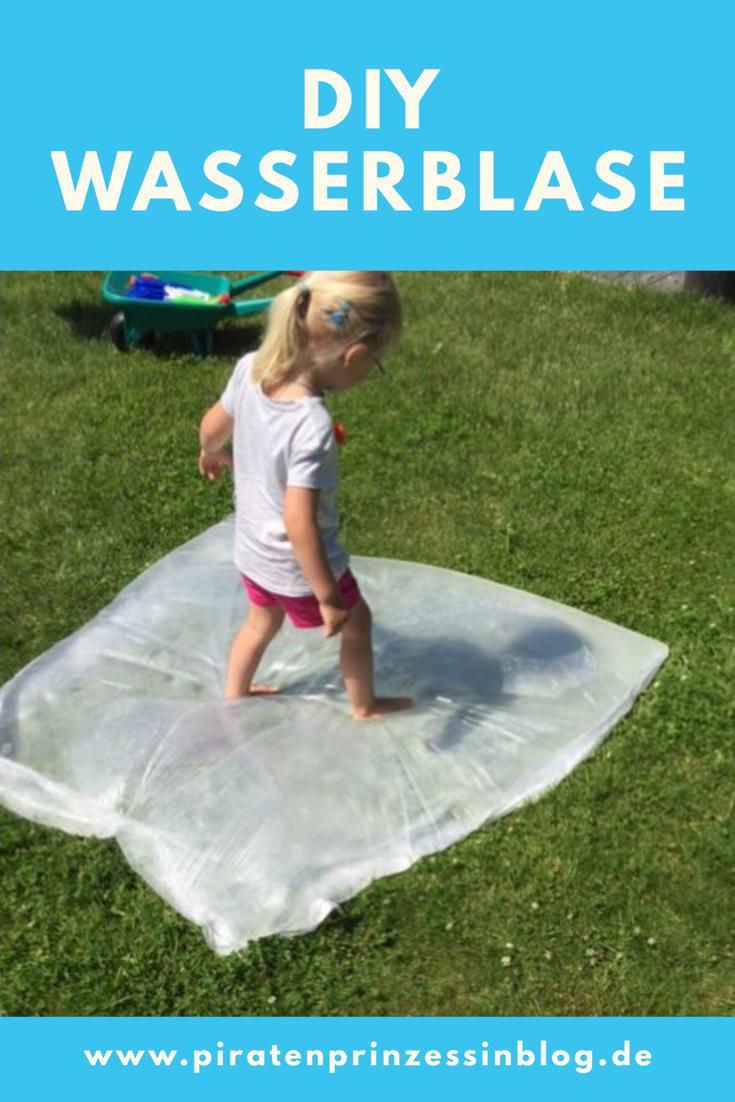 Nachgebaut: Wasserblase für heiße Sommertage - Water Blob ...