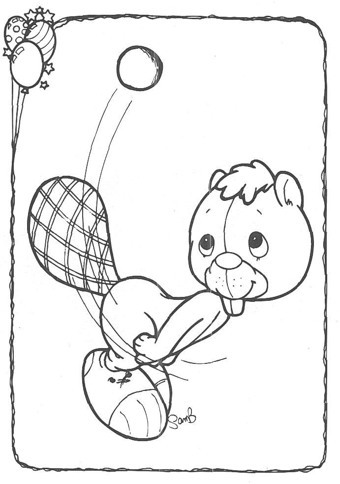 precious moments animals coloring pages two mice riding a turtle