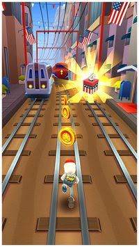 Download Subway Surfers APK and BAR for Blackberry
