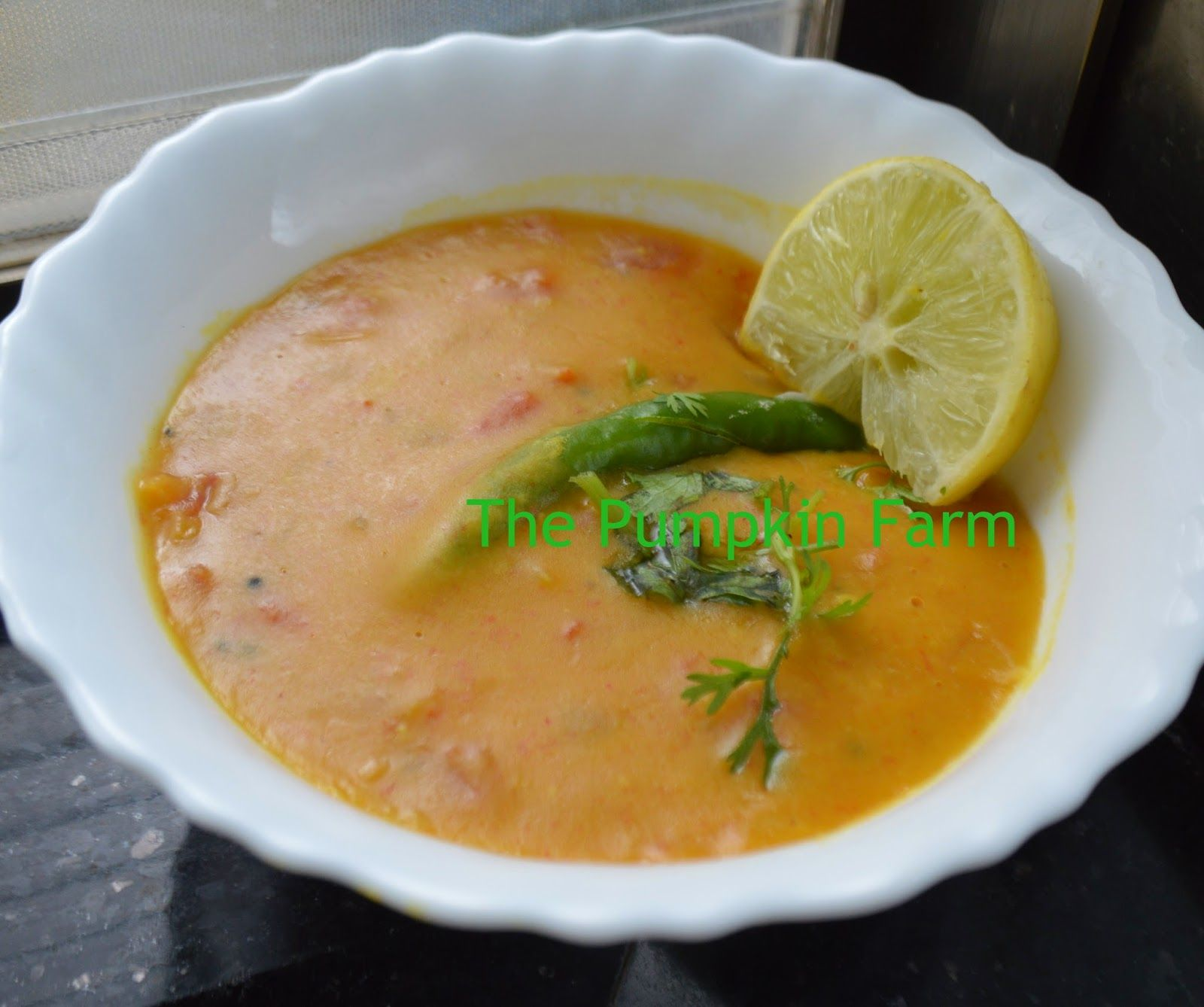 Celebrating Food: Nepali Dal/ Nepali Yellow Lentil Curry