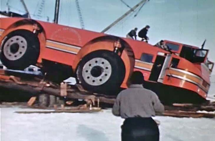 The Antarctic Snow Cruiser  It Didn39t Do What It Said On The Tin  Disen