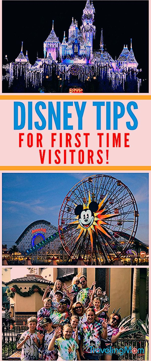 Photo of Disneyland Tips For First Time Visitors   Traveling Mom