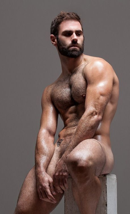 dark haired sexy naked guys
