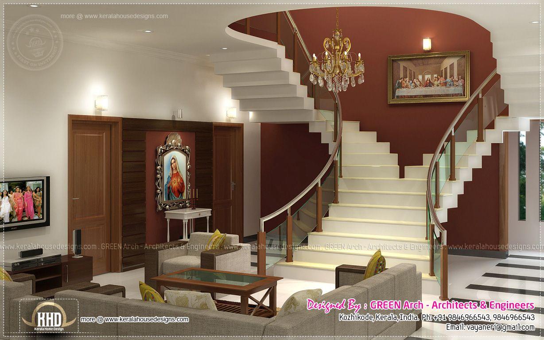 Incredible Contemporary Interior Home Designs
