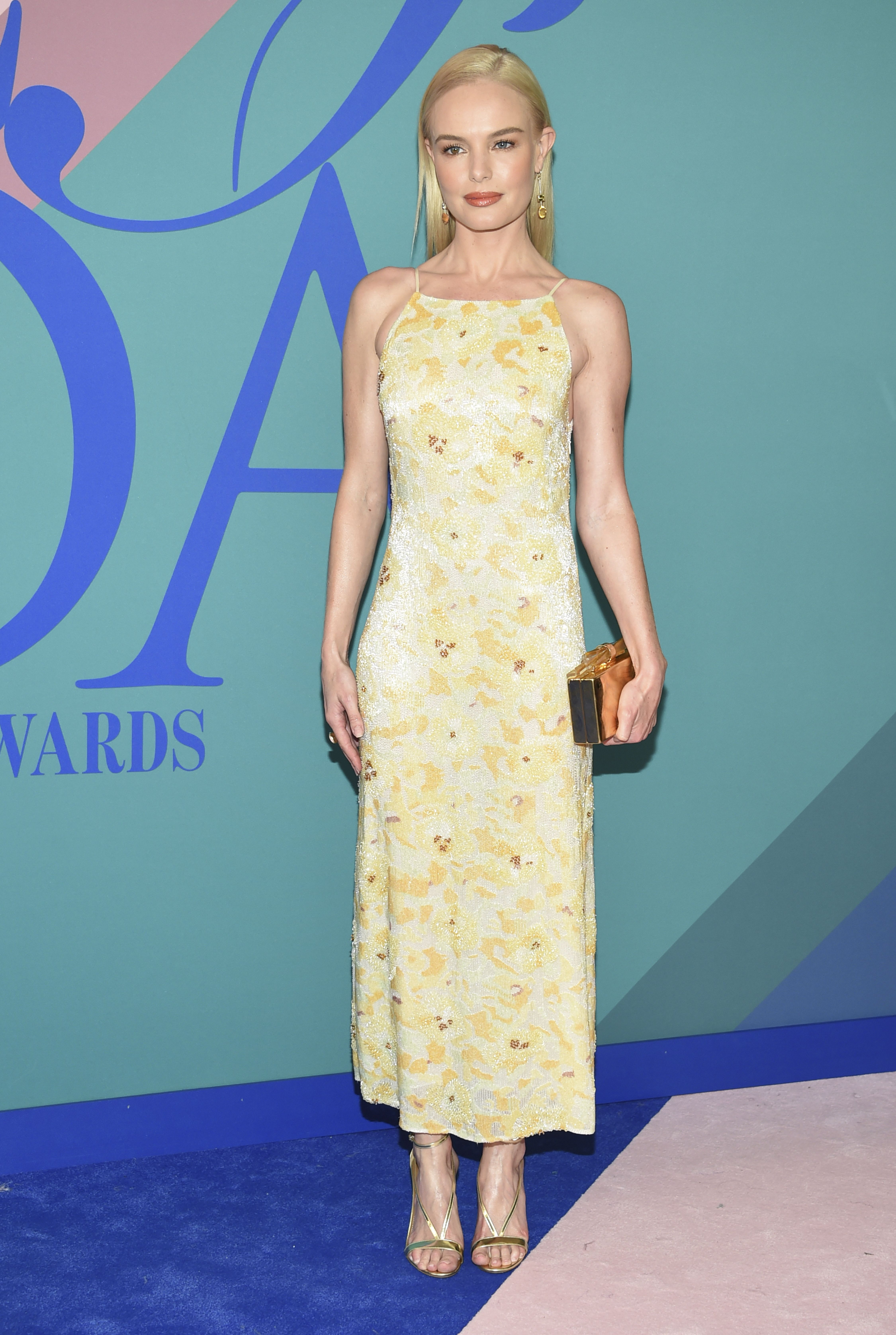 Kate bosworth cfda fashion awards in new york new foto