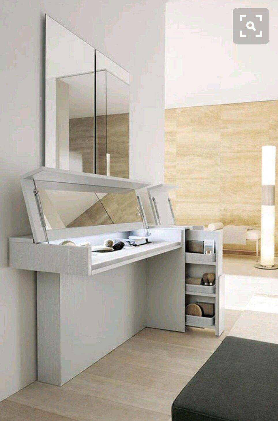 Pin Von Eddy Zainal Auf House Interior Decor Ideas Schminktisch Modern Schminktisch Ideen Frisiertisch