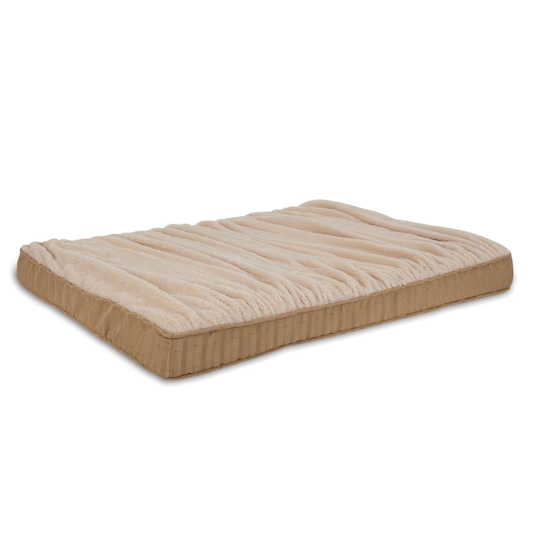 Petmate Dig and Burrow Orthopedic Bed
