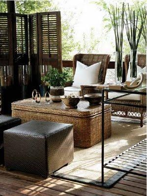 African Style Living Room Design Captivating Haus Design African Design  On The Veranda  Pinterest  African Inspiration Design
