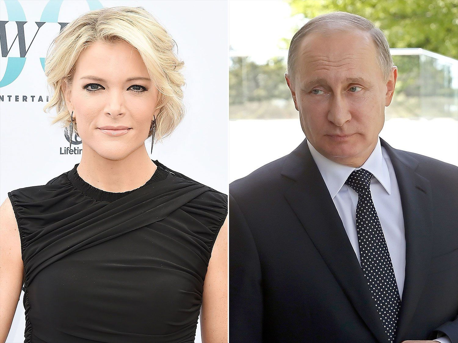 Nbc Sends Megyn Kelly To Russia For An Interview With Vladimir Putin Megyn Kelly Vladimir Putin Interview