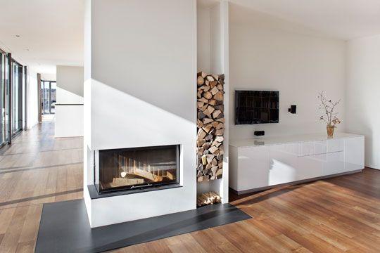 Sideboard | Wohnzimmer | Pinterest | Raumdesign, Holzlagerung und ...