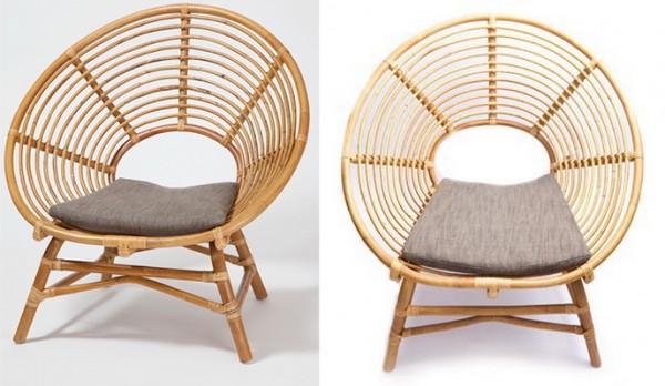 Natural Rattan Chairs   Yuni Bali   Furniture Manufacturer ...