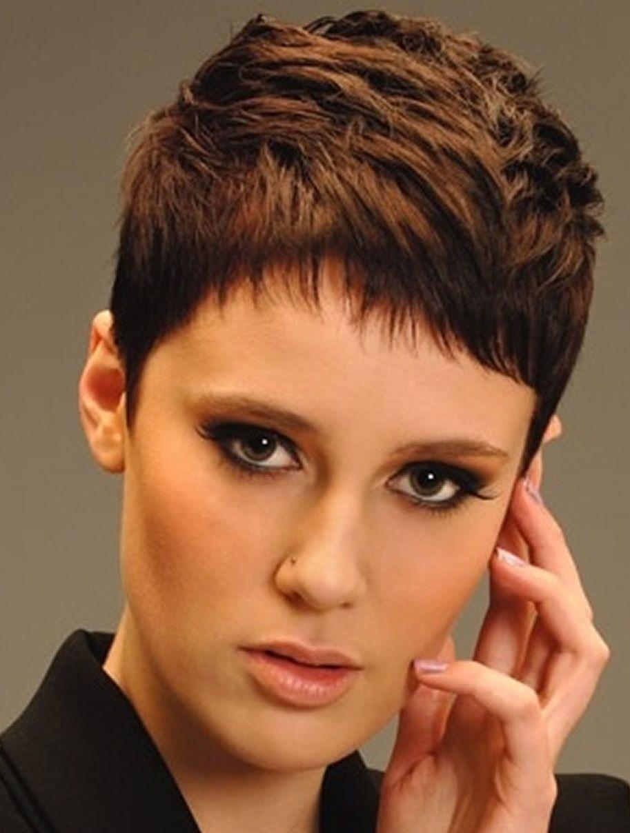 Pixie Kurzhaarschnitt Frisuren | Kurzhaarschnitt frisuren