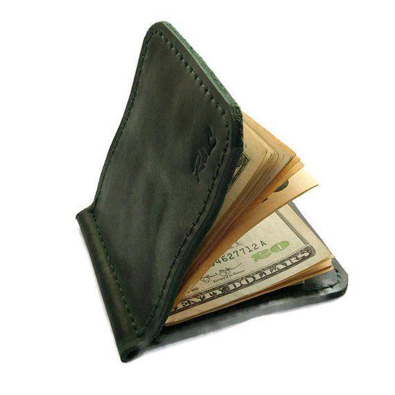 a287357cde79 Green money clip (9 colors) cash clip money clip wallet money clip card  holder clip wallet mens mone