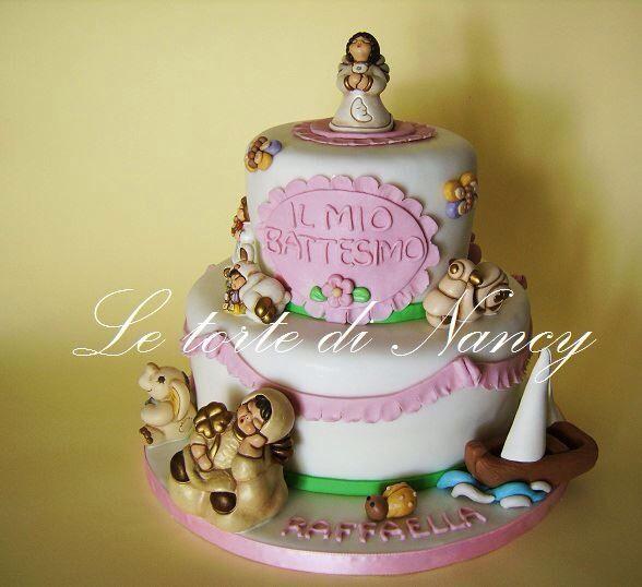 Favorito Torta Battesimo Thun ❤ | Thun | Pinterest | Torta EX98
