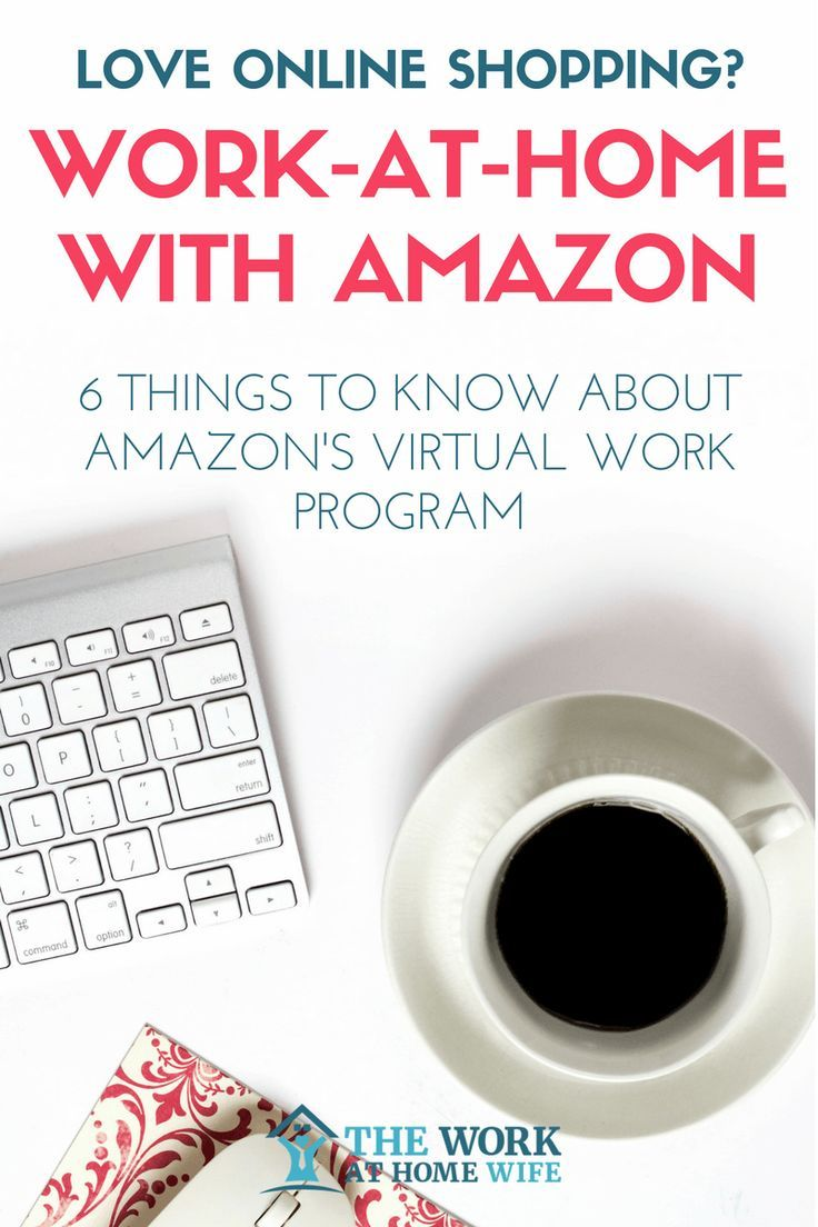 Amazon Work-From-Home Jobs: Things to Know Before Applying | Amazon