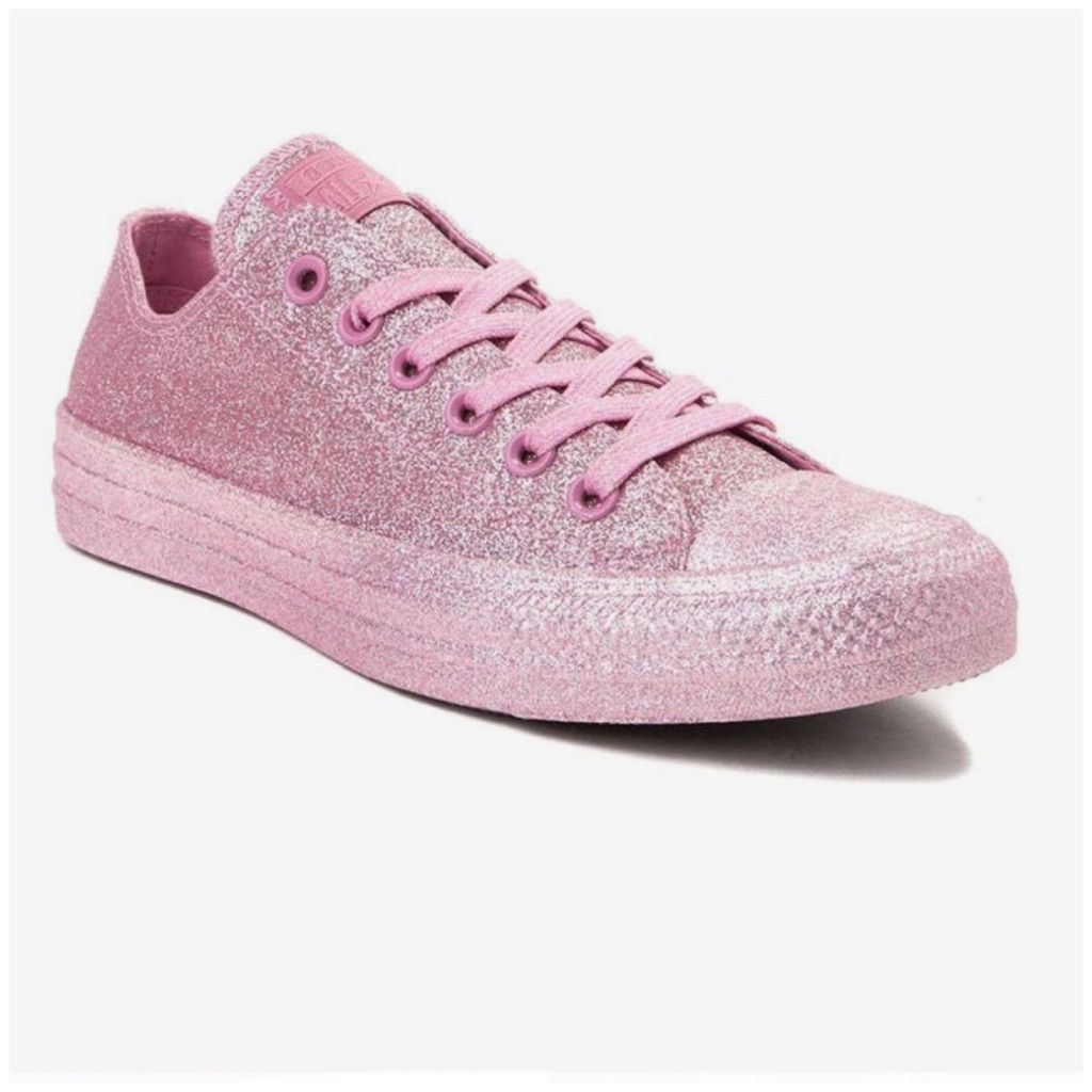 converse all star low youth daybreak pink mono