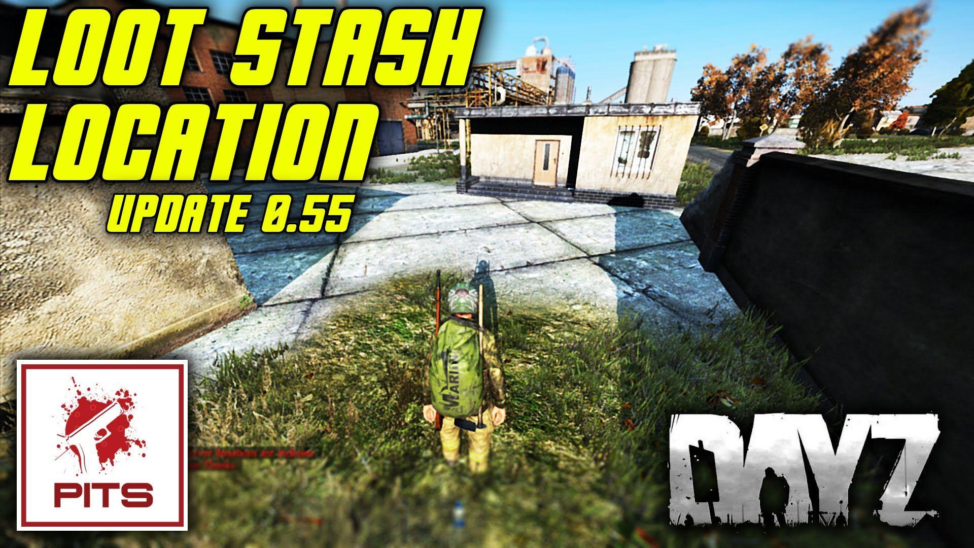 Loot Stash Location In Dayz Standalone Secret Loot In Update