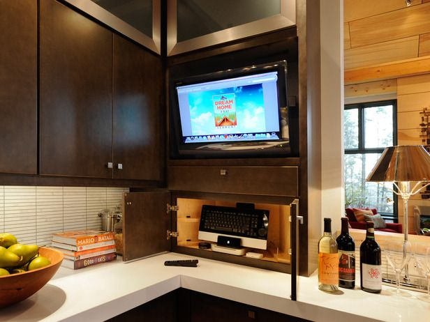 best 25 kitchen tv ideas on pinterest tv in kitchen built in kitchen appliances and. Black Bedroom Furniture Sets. Home Design Ideas