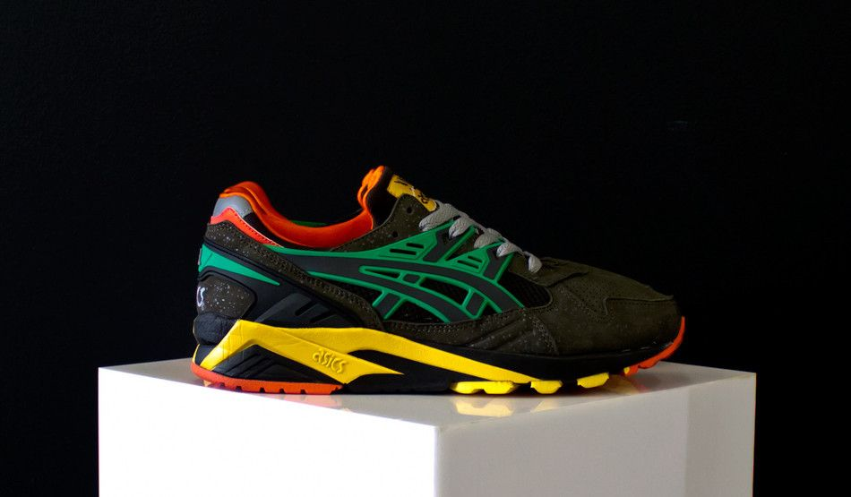 "Asics x Packer Shoes Gel Kayano Trainer ""A.R.L.T. 1 "" (H44KK-9191 ... 1eb3787cf667"