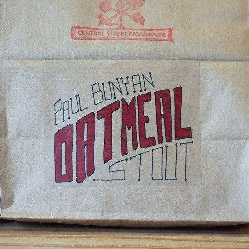 Paul Bunyan Oatmeal Stout