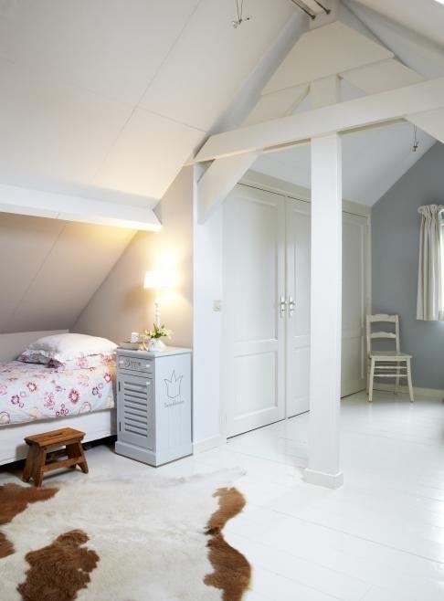 kinder slaapkamer zolder  Maison Belle attic floor