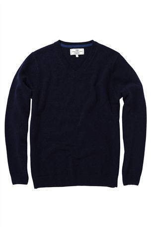 Buy Lambswool V-Neck from the Next UK online shop