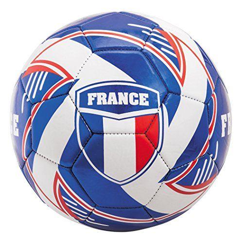 finest selection 6a19d 2f1b9 Kids Bros – 13985 – Ballon De Foot – Euro Team France Ballon De Football  Simili Cuir Ballon Aux Couleurs De La France Ballon Taille 5 Cet…