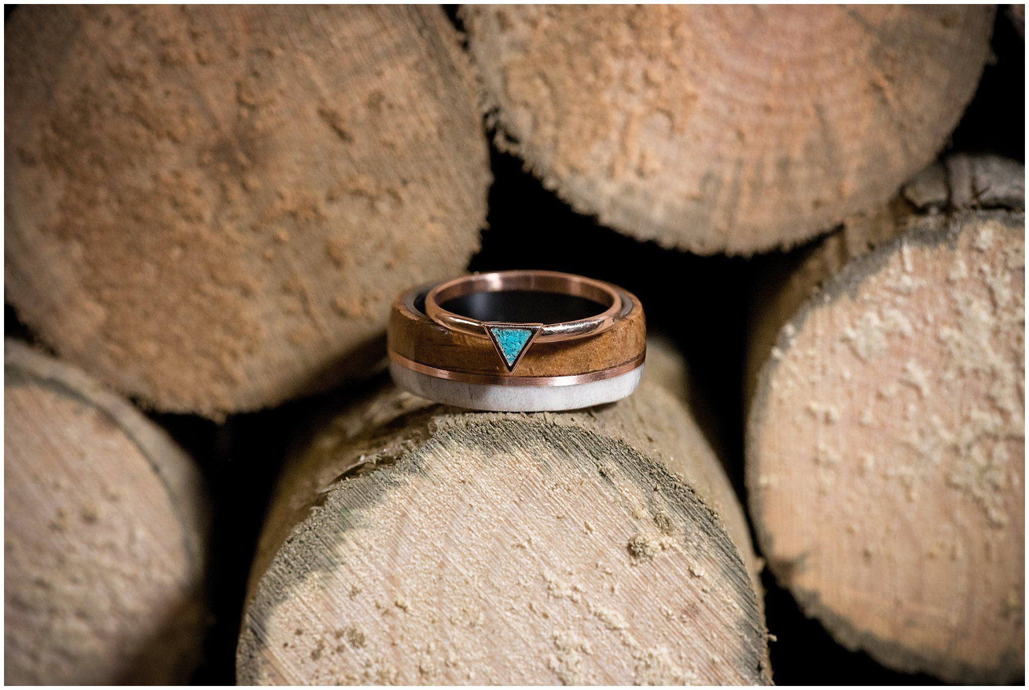 ShoutOut Saturday with Staghead Designs Wedding rings