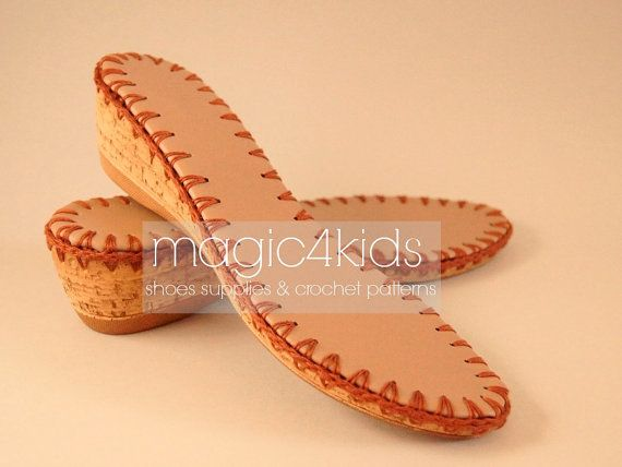 216b5b5b2 Medium wedges soles with insoles ready made for your own shoes projects