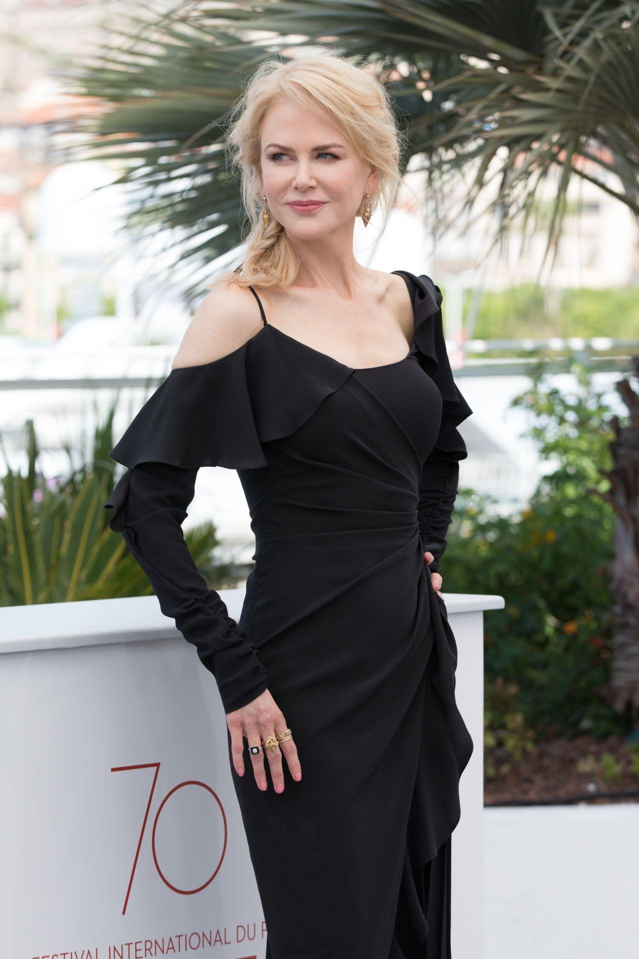 """Nicole Kidman at """"Top of the Lake China Girl"""" Photocall"""