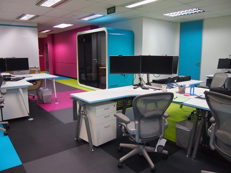Skyscanner u2013 Office Blueprint Creating Happy Offices Sound Proof - new blueprint interior design magazine