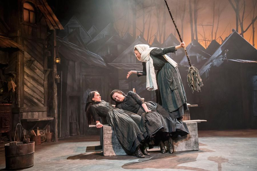 West End Musical Fiddler on the roof, Playhouse theatre