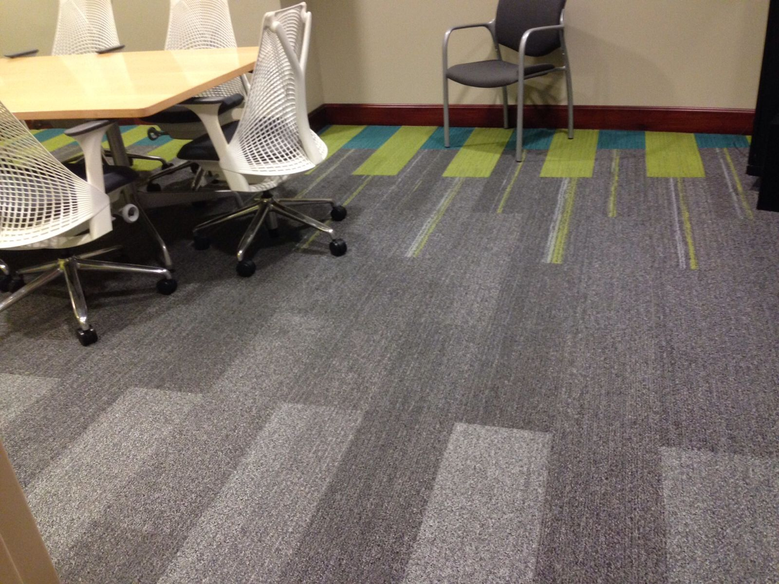Interface Ground Waves Harmonize And On Line Carpet Tiles Design Interface