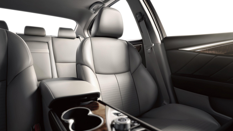 2015 infiniti q50 sedan interior wheat leather interior upholstery with maple wood trim