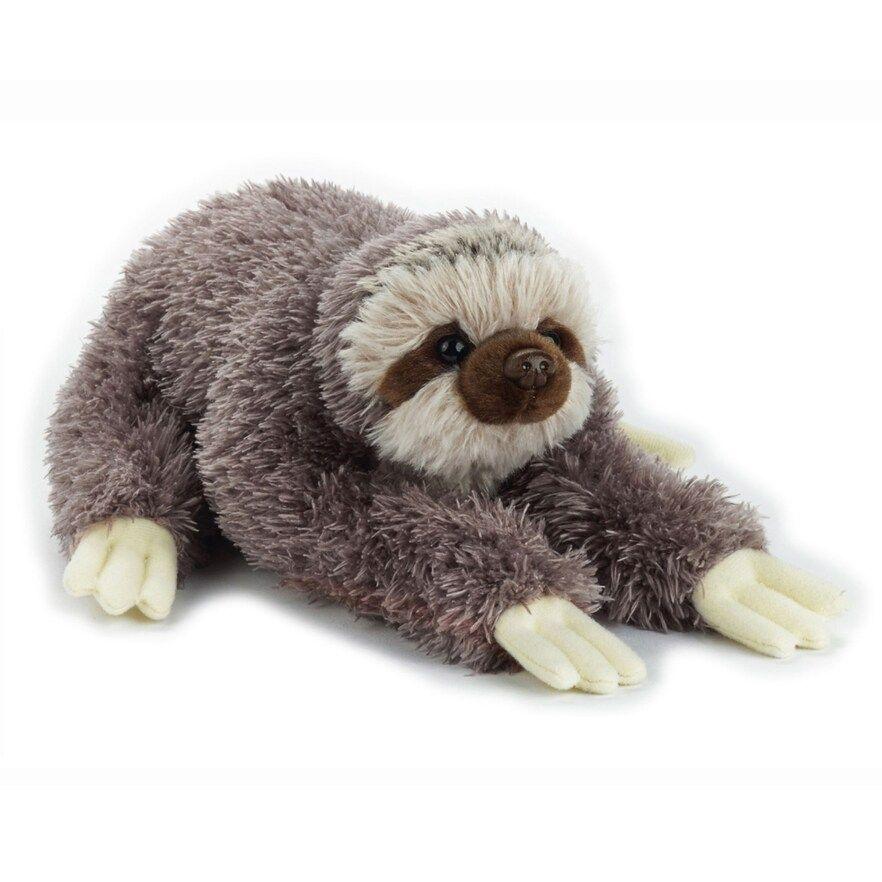 Lelly National Geographic Sloth Basic Plush