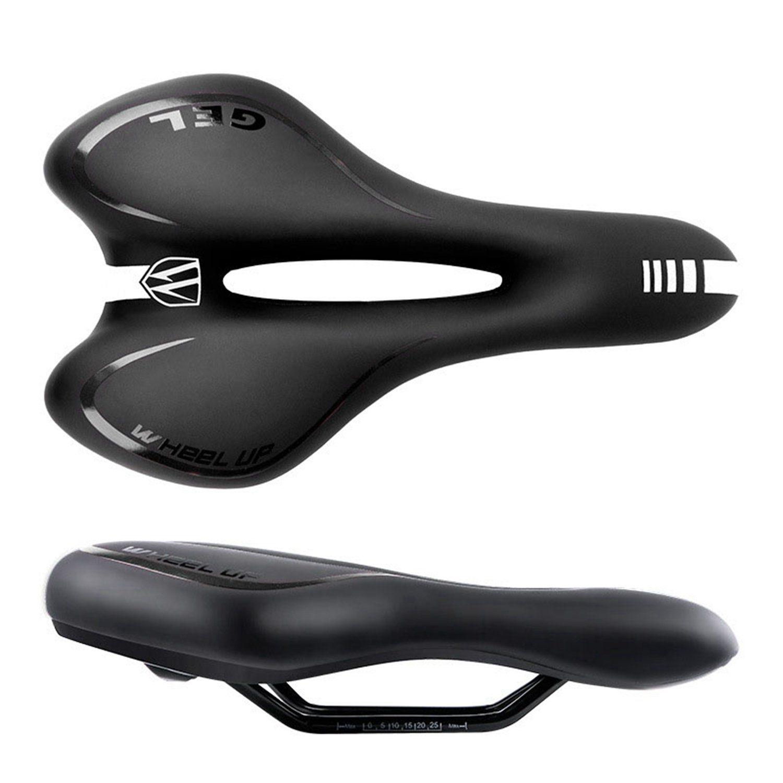 Comfort Soft Cushion Pad Saddle Bike Road Mountain MTB Gel Bicycle Cycling Seat