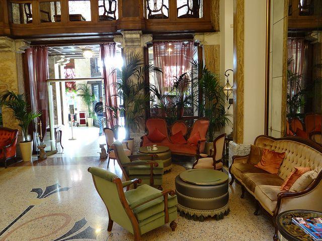 Grand Hotel Savoia Genoa Italy By Garybembridge Via Flickr Grand Hotel Hotel Luxury Birthday
