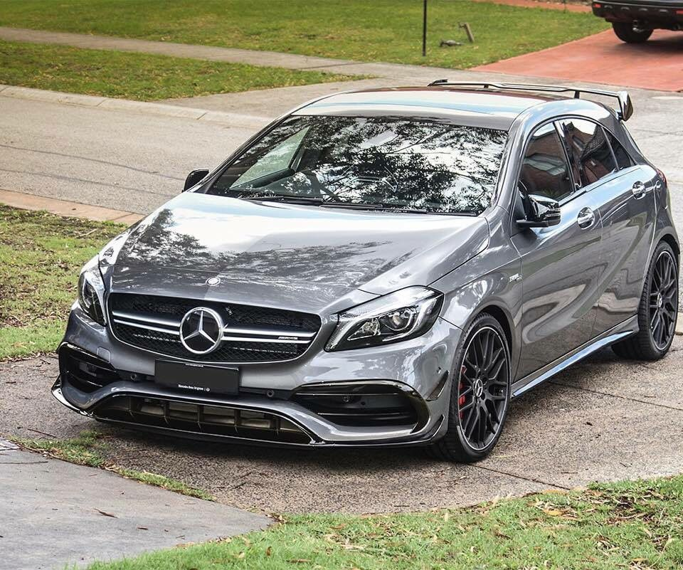 Mercedes classe a 45 amg cm pinterest cars benz and for Mercedes benz a45 amg